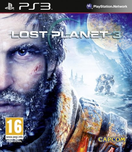 Capcom Lost Planet 3, PS3 - video games (PS3, PlayStation 3, Shooter, Spark Unlimited, August 30, 2013, T (Teen), Capcom)
