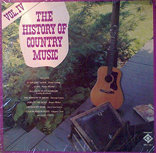 Various , - The History Of Country Music - Volume IV - Radiant - RRC-1014