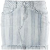 Pepe Jeans Damen Jeansrock blau XS