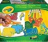 Crayola - 04-1022-E-000 - Kit de Loisir Créatif - Kit de Découpage Créatif