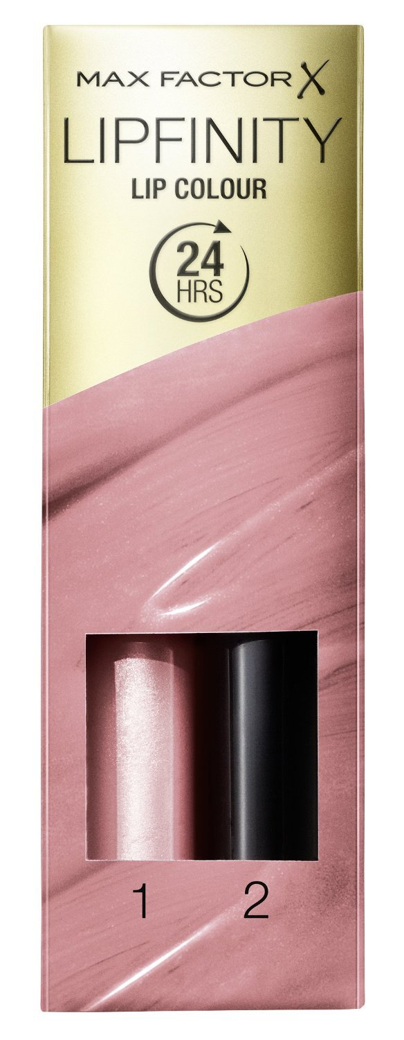 Max Factor Lipfinity Lipstick Two Step New In Box – 015 Etheral