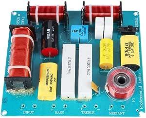 Zerone Weah 3505 Frequenztrenner Für Lautsprecher Elektronik