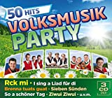 Volksmusik Party - 50 Hits