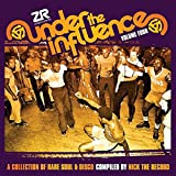 Under The Influence Vol. 4 Compiled By Nick The Record