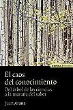El caos del conocimiento: del árbol