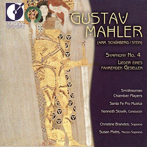 Lieder eines fahrenden Gesellen (Arr. A Schoenberg for Baritone & Chamber Ensemble): No. 2. Ging heut' morgen ubers Feld