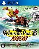 Koei Tecmo Games Winning Post 8 2018 SONY PS4 PLAYSTATION 4 JAPANESE VERSION