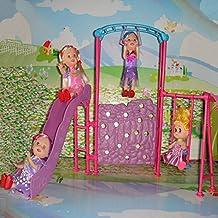 MagiDeal Fairground Set for Kelly Dolls