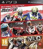 Ps3 motorbike racing pack (inc. motogp13 + sbk generations + mud fim motocross world championship) (eu)