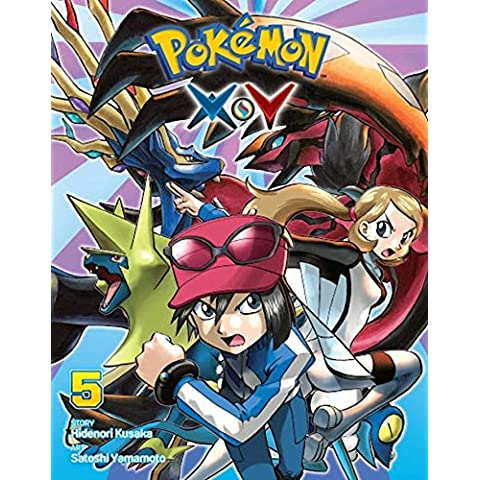Pokemon X-Y Volume 5