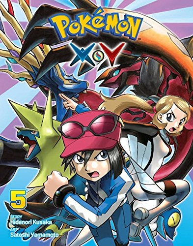 Pokémon X•Y Volume 5 (Pokemon X-Y, Band 5)