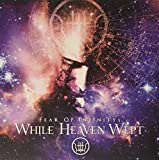 While Heaven Wept: Fear of Infinity [Vinyl LP] (Vinyl)