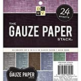 Die Cuts With View 6 x 6-inch Gauze Paper Mat Stack, used for sale  Delivered anywhere in Ireland
