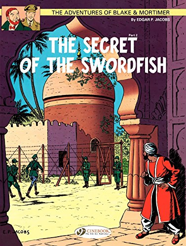 The Secret of the Swordfish. Part 2 Mortimer's Escape