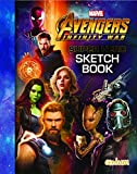 #1: Avengers Infinity War - Superhero Sketch Book