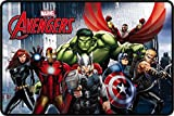 Marvel Avengers Matte Teppich Teppich 80x 50cm Lizenzware.
