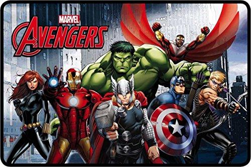 Star Marvel Avengers - Felpudo 50 x 80 cm