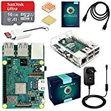 ABOX Raspberry Pi 3 B+ Starter Kit 16 Go...