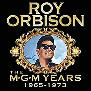 "Roy Orbison ""The M-G-M Years"" (Limited 14 Vinyl Box) [Vinyl LP] – Roy Orbison"