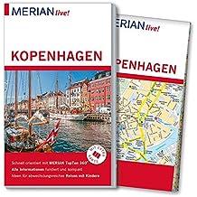 MERIAN live! Reiseführer Kopenhagen: Mit Extra-Karte zum Herausnehmen