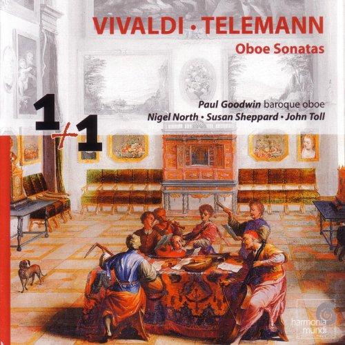 Telemann: Am Sonntage Jubilate, in C Minor: Mesto E Sdegnoso