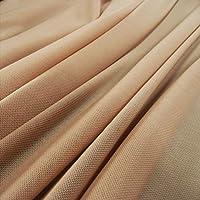 Skin Nude color carne Lingerie Rete 150cm–Ideale per illusione pannelli–al metro