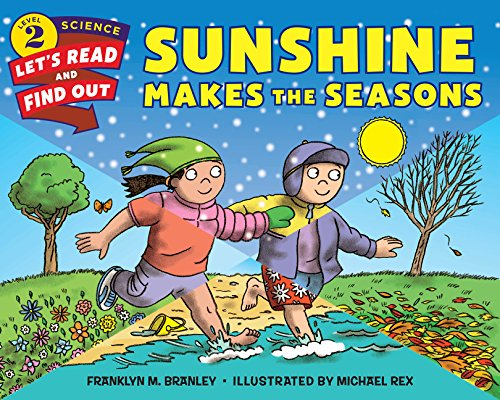 Sunshine Makes the Seasons (Lets-Read-and-Find-Out Science Stage 2) por Franklyn M. Branley