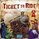Asmodee Ticket to Ride, Multi Color