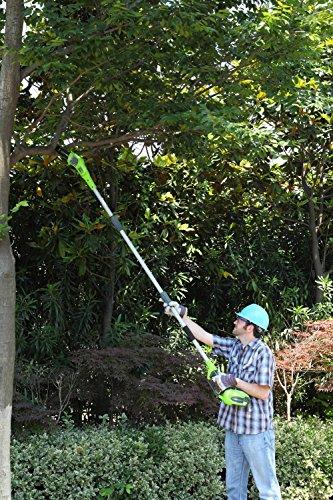 Greenworks Tools 20157 40V Akku-Hochentaster/Astschere 20cm, anpassbare Länge (ohne Akku und Lader) - 4