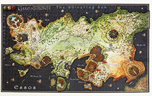 4D Cityscape 51002 Game Of Thrones-Essos 3D Puzzle
