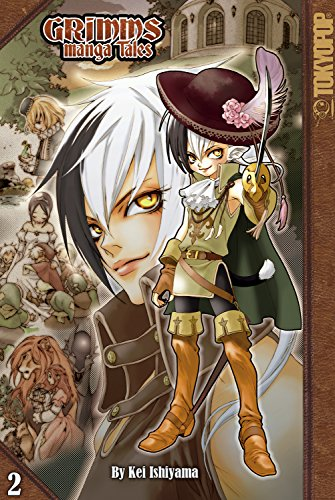 Grimms Manga Tales Volume 2 (ebook) (English Edition)