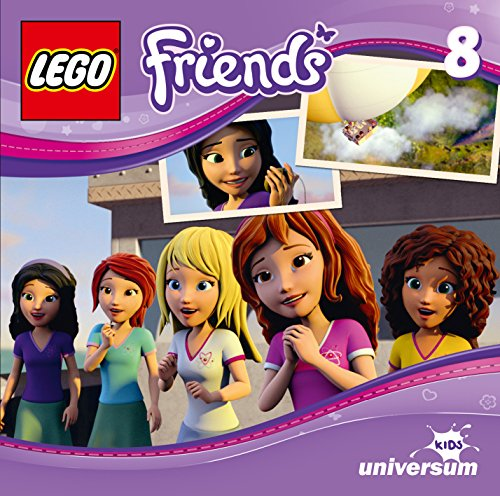 Lego Friends (CD 8)
