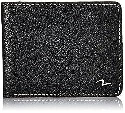 Spykar Black Mens Wallet (SPY/WL/2AF02)