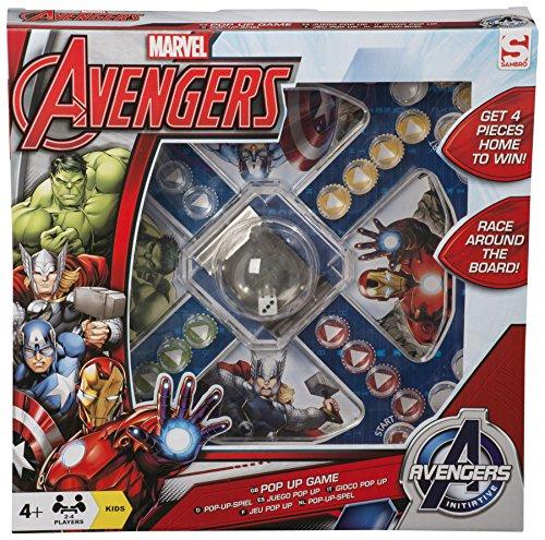 "Sambros ave-733""Avengers pop up Game"
