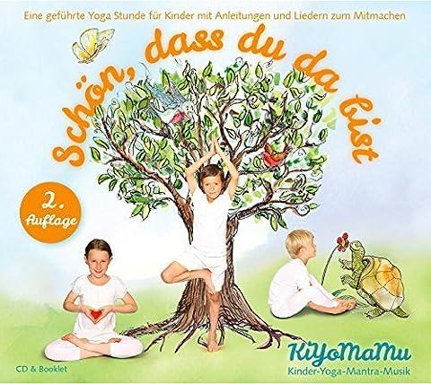 Kiyomamu Kinder Yoga Mantra Musik CD -