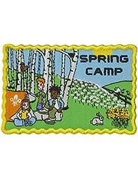 Scouting Spring Camp Fun Badge - Collectors Item!