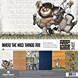 Papel House Where the Wild Things Are–página Kit, multicolor