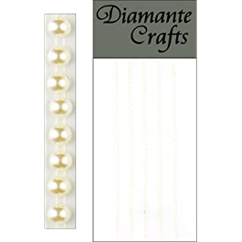 1000x 4mm Self Adhesive Stick en Diamonte Violeta Cristal Rhinestone Diamantes