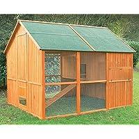 poulailler 12 poules animalerie. Black Bedroom Furniture Sets. Home Design Ideas