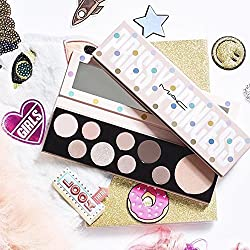 Mac girls Prissy Princess eyeshadow & highlighter palette