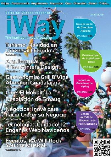 IWay Magazine Diciembre