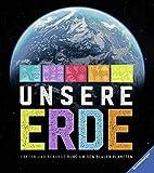 Unsere Erde: Fakten und Rekorde rund um den blauen Planeten