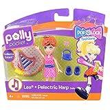 Polly Pocket Elektropop Lea Figura y Cutant incl. Accesorio