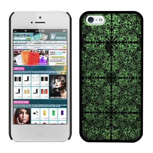 Katinkas Charlotte Coque pour iPhone 5 Vert Vert