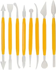 Kabeer Art 11 Pc Clay Modelling Tools Set