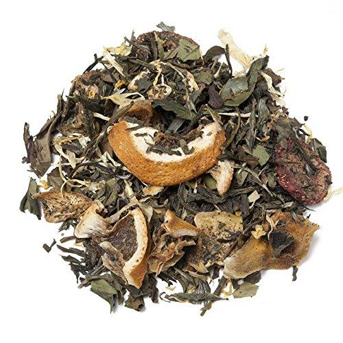 Aromas Té - Té Verde Blanco Efecto Digestivo Sabor