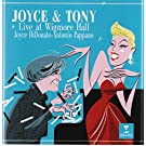 Joyce and Tony at Wigmore Hall