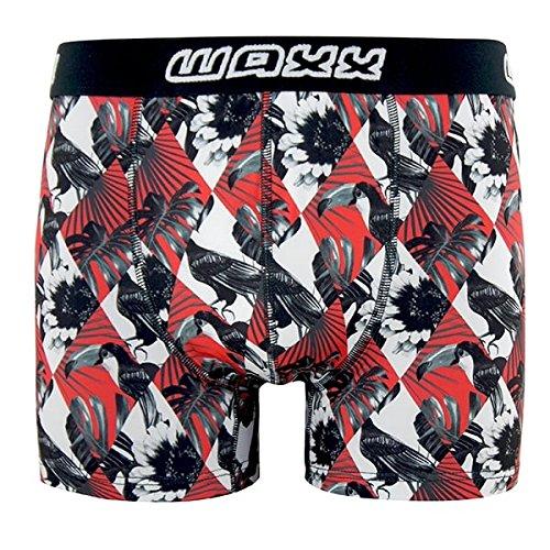 Waxx Mens Toucan Boxer Shorts 11216 (Dallas Boxer)