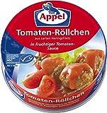 Appel Tomaten-Röllchen