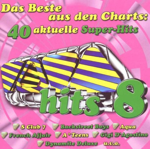 Electrola (EMI) Viva Hits 8